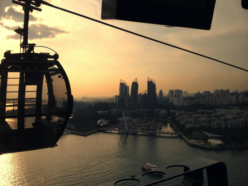 You can enjoy this scenic cable car ride for free on SG50!