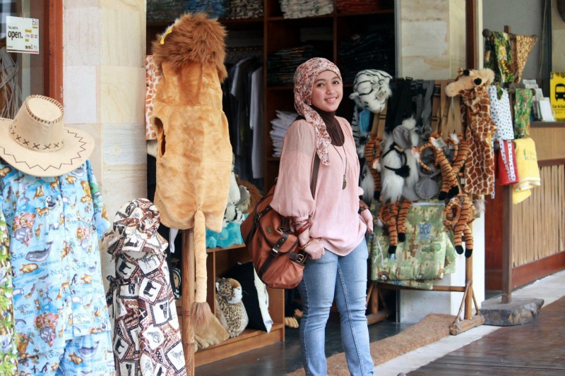A shopping spree in Bali won't cost you a fortune