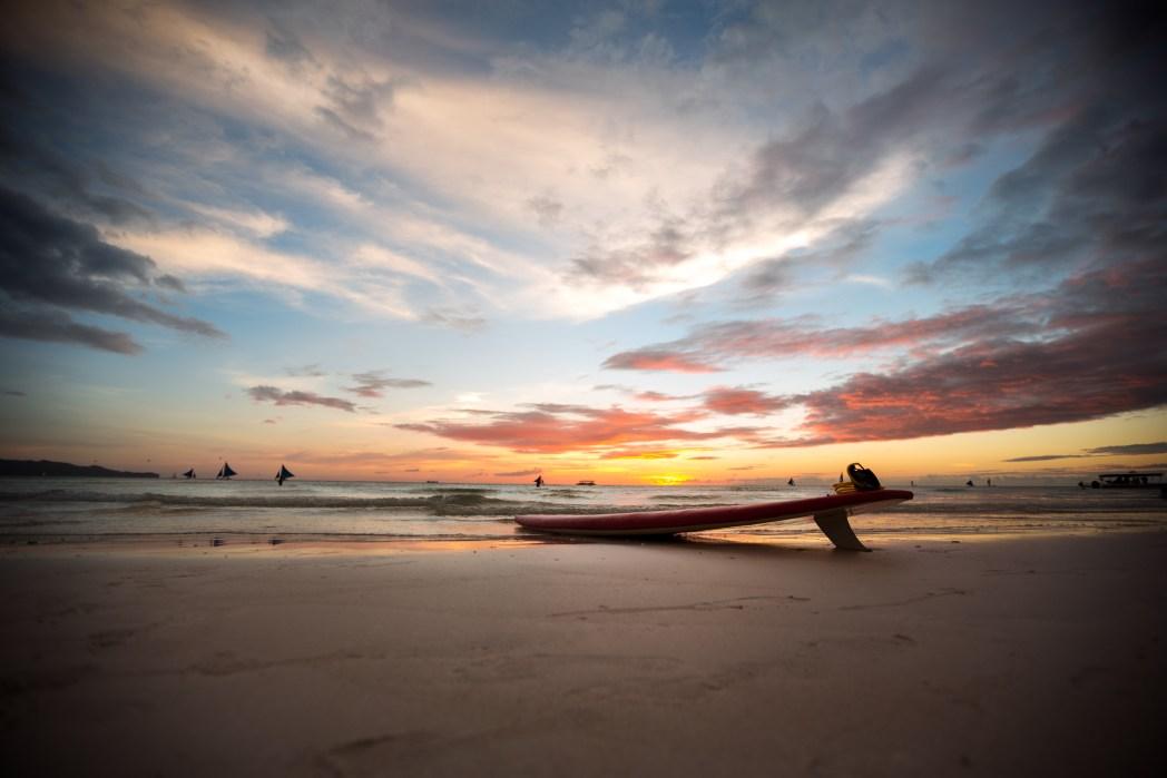 White Beach, Boracay, Aklan