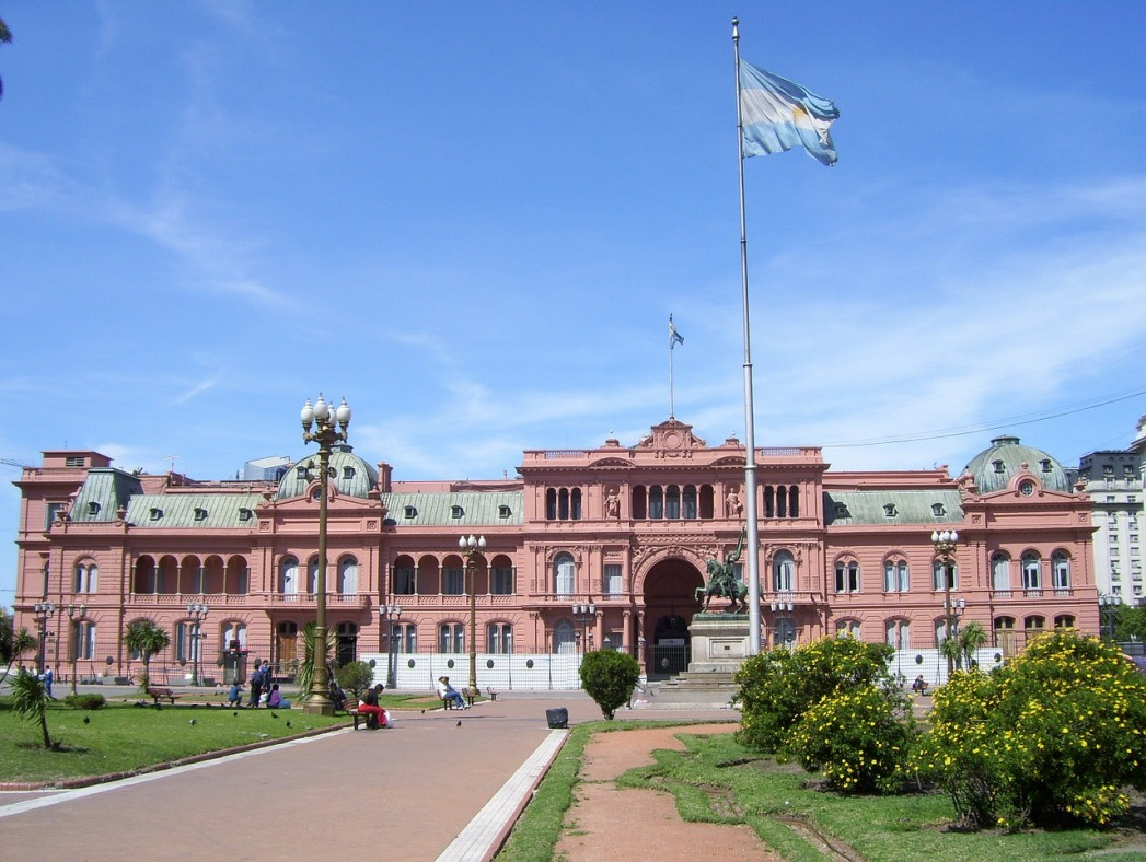 Buenos Aries In Argentina