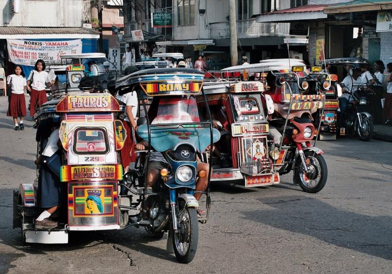 5 Modes of Transportation found only in the Philippines